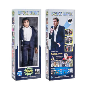 Batman Classic TV Series Boxed 8 Inch Action Figures Bruce Wayne