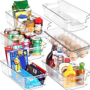 Organiseur de rangement - pour la cuisine (6 pièces,...