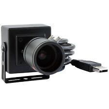 2MP USB CMOS Video Camera Eyepiece Microscope Telescope 2.8-12mm Varifocal Lens