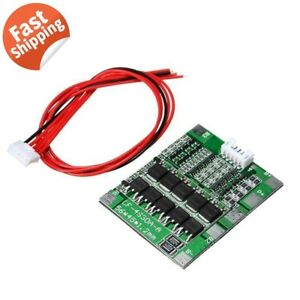 4S-30A-Li-ion-Lithium-Battery-18650-Charger-Protection-Board-BMS-Balance-TE742