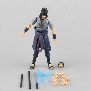 Anime-Uzumaki-NARUTO-Uchiha-Sasuke-5-034-Model-PVC-Action-Figure-Toy-New