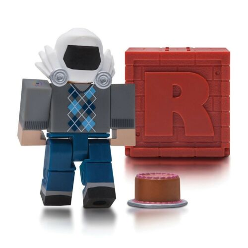 Roblox Series 1 2 3 4 Mystery Red Box Figures Kids Toys Packs+Virtual Game Codes