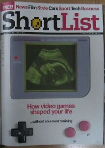 Video Games Special   John Lydon  Shortlist Magazine  27 October 2016 - <span itemprop='availableAtOrFrom'>Northolt, Middlesex, United Kingdom</span> - Video Games Special   John Lydon  Shortlist Magazine  27 October 2016 - <span itemprop='availableAtOrFrom'>Northolt, Middlesex, United Kingdom</span>