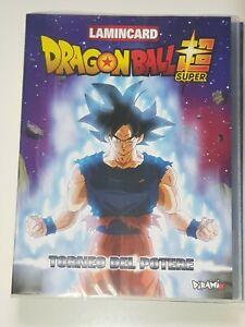 Album Lamincard Dragon Ball Torneo Del Potere Completo