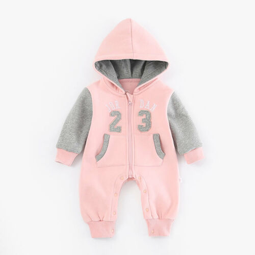 HAT BOY GIRL WINTER WOOL WARM BABYGROW OUTFITS CLOTHES 2019 BABY JORDAN ROMPER
