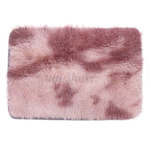 Shaggy Area Rugs Fluffy Non-slip Floor Soft Carpet Living Room Bedroom Rug Mat