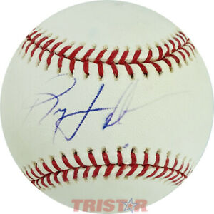 REY QUINONES SIGNED AUTOGRAPHED ML BASEBALL PSA - MARINERS RED SOX PIRATES