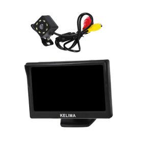 Moniteur-Vue-Arriere-LCD-LED-Vision-Nocturne-pour-Camera-De-Recul
