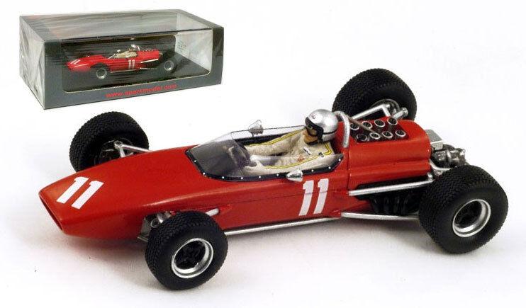 Spark s3137 McLaren M4B 4e course des champions 1967-Bruce McLaren, échelle 1 43,