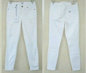 $199 PAIGE Verdugo Ankle Skinny Jeans in Gilmore Maternity Size 30 New with Tag