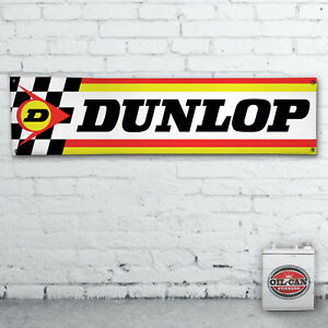 DUNLOP-BANNER-workshop-garage-showroom-mancave-1200x305mm