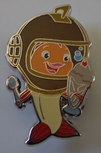 Disney-DSSH-Pin-Trader-039-s-Delight-Fish-Out-of-Water-GWP-Le-300
