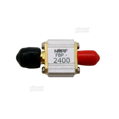1pc 2.4G 2450MHz RF Bandpass Filter SMA for WiFi Bluetooth Zigbee FBP-2400