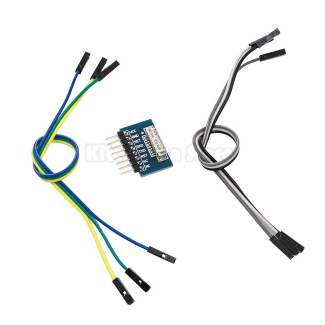 KIT G5 Switch Board with Cable for Laser Sensor PMS5003 PMSA003 PM2.5 Arduino US