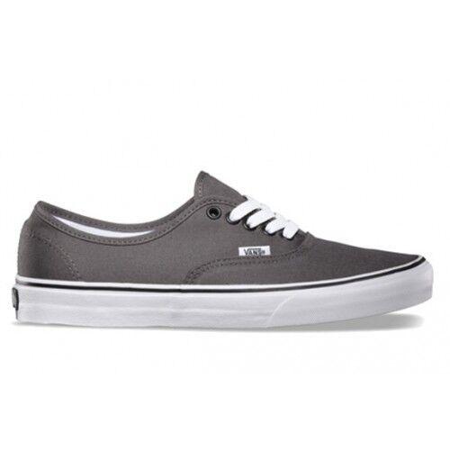 Vans Authentic Classiche Tela grey Adulto 2018 shoes ORIGINALI ® ITALIA 2018