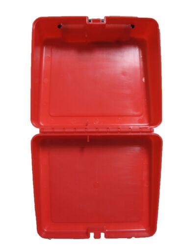 "CARF-9825 Cars Plastic Lunch Box 7.5/"" x 9/"""