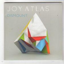 (FY468) Joy Atlas, Dismount - 2015 DJ CD