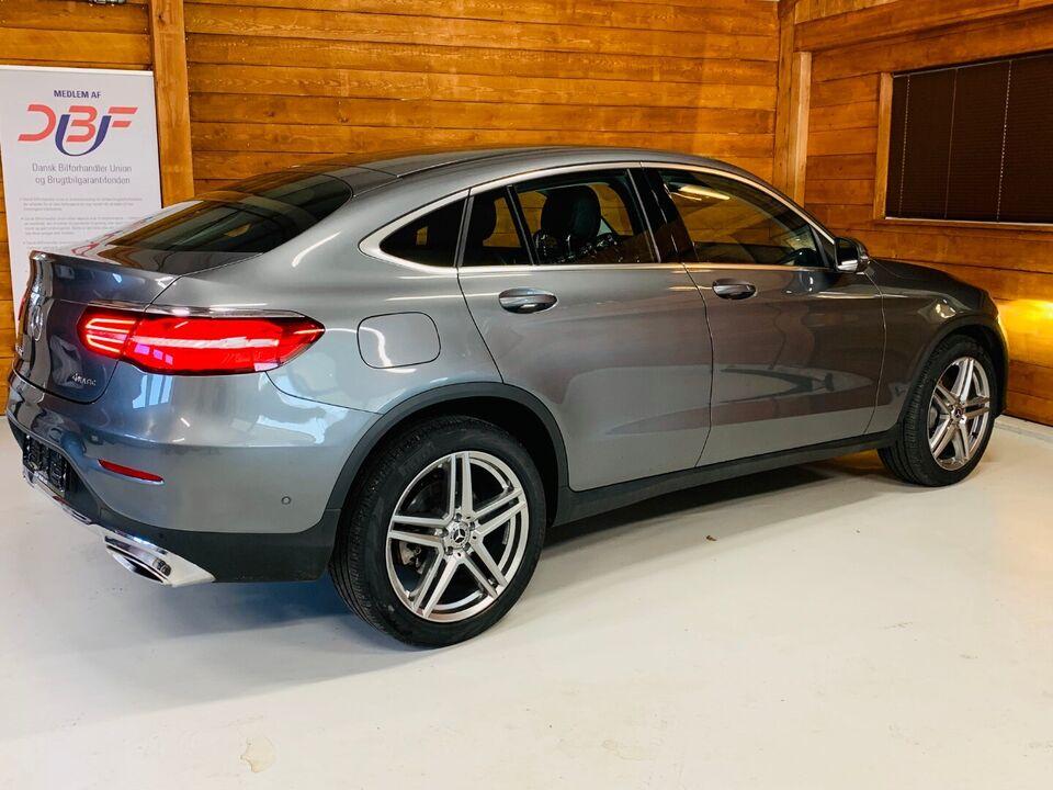 Mercedes GLC300 2,0 Coupé aut. 4-M Benzin 4x4 4x4 aut.