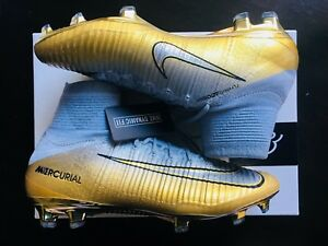 "save off 51e3f cccbc Details about New Nike Mercurial Superfly CR7 ""Quinto Triunfo"" FG UK 11  Limited Edition"