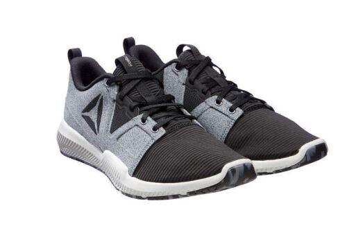 Reebok Size HYDRORUSH TR Gray Black Athletic Training Sneakers