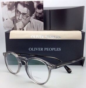 bb78e4b90a New OLIVER PEOPLES Eyeglasses GREGORY PECK OV 5186 1484 47-23 Round ...
