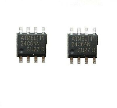50PCS Original SOP-8 ATMEL AT93C66A AT93C66 93C66 SOP8 3-wire Serial EEPROM