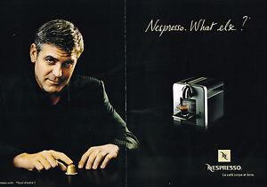 Image result for nespresso machine clooney