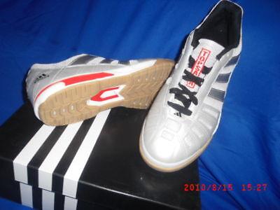 Adidas Fußballschuhe Halle silberrot neu Größe 38 | eBay
