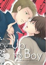 Supernatural BL Doujinshi Dojinshi Fan Comic Weekend Sam x Dean Up to Boy