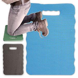 3-x-Kniekissen-Kniematte-Knieschutz-Knieschutzmatte-Kunststoffmatte-Gartenkissen