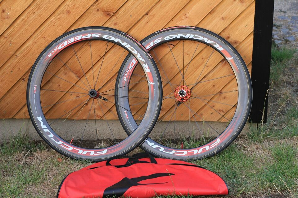 Fulcrum Racing Speed XLR full carbon - TILBUD!