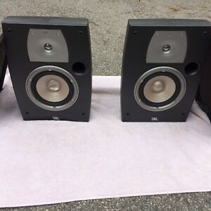 Image Is Loading JBL Northridge Series N26 Bookshelf Speakers