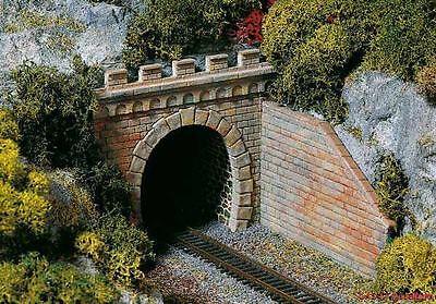 Tt Tunnel Portali Binario Auhagen 13276 Nuovo!!!-mostra Il Titolo Originale