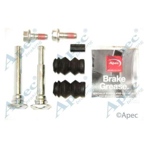 CTDi Genuine APEC étrier De Frein Guide Sleeve Kit Fits HONDA CR-V MK3 2.2i