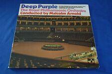 DEEP PURPLE Concerto For Group LP 1970 UK HARVEST 1st NO EMI A1/B1 NEAR MINT