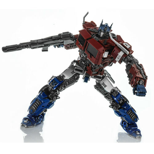 Pre-order Transform WJ M09 Optimus Prime OP Action Figure