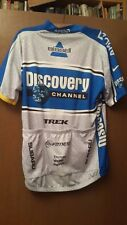Cycling Jersy Trek Discovery Channel Nike Size L