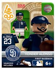 Yonder Alonso MLB San Diego Padres Oyo Mini Figure NEW G3