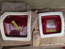 1973 74 75 76 Dodge Dart Sport Nos Tail Light Lenses
