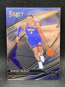 2019-Panini-Select-Courtside-Darius-Bazley-HOT