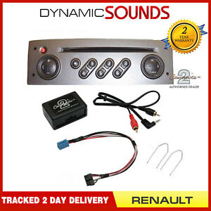 CTVRNX001-MP3-Ipod-IPHONE-Aux-Adapter-fuer-Renault-Scenic-Laguna-Clio-Kangoo