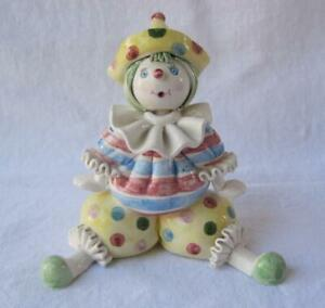 Exquisite-Rare-Vintage-Porcelain-Clown-Made-in-Italy-for-Gumps-San-Francisco-22