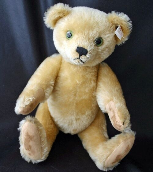 STEIFF ANNO Bear The Toy Store Exclusive 1055 of 1500