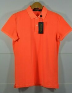 NWT-Women-039-s-Ralph-Lauren-Golf-Classic-Fit-Stretch-CORA-POLO-Size-S-85-Faded