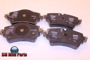 Mini-F54-F56-F57-Front-Brake-Pad-Set-34106874034