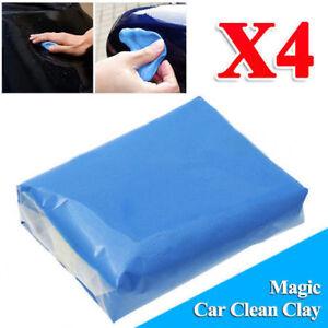 4PCS-Magic-Blue-Clay-bar-voiture-detaillant-argile-boues-1P-boite-gratuite