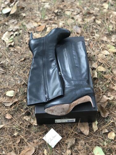 Noir À Femmes Hauts Haan Talons Cole Bottes B 8 Taille Chaussures YRSTq1v
