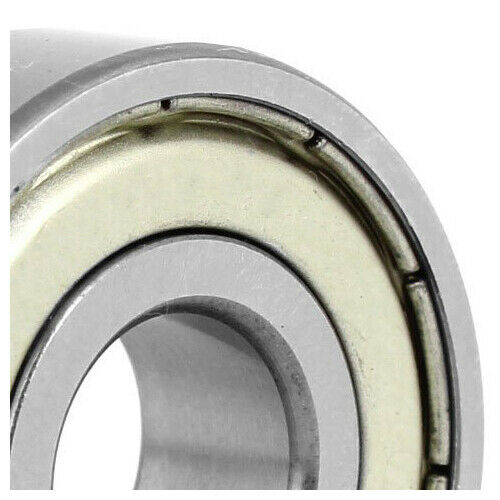 MS 5X 6201Z Rillenkugellager, Metall, 12 x 32 x 10 mm, abgedichtet C3K1