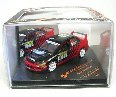 Qualità Al 100% Mitsubishi Lancer Evo Ix No. 21 Rally Barum Zlin 2010-mostra Il Titolo Originale Beneficiale Per Lo Sperma