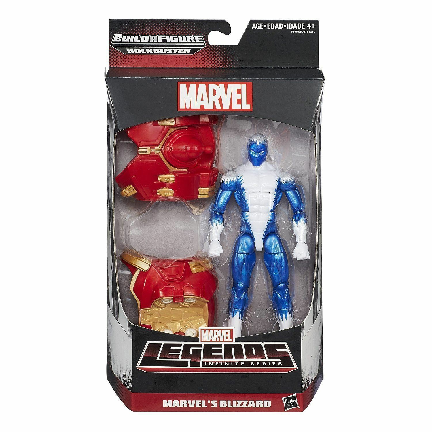 BLIZZARD ( 2015 ) MARVEL LEGENDS ( BUILD A HULKBUSTER SERIES ) ACTION FIGURE